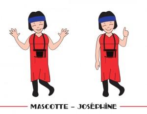 Mascotte JOSEPHINE