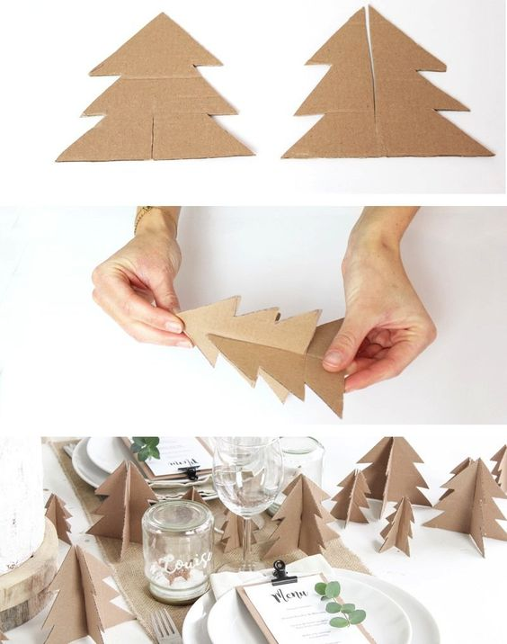 Sapin carton