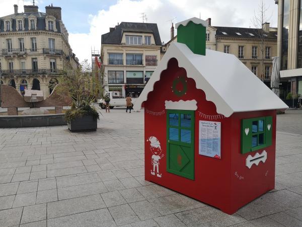 Noël à Caen
