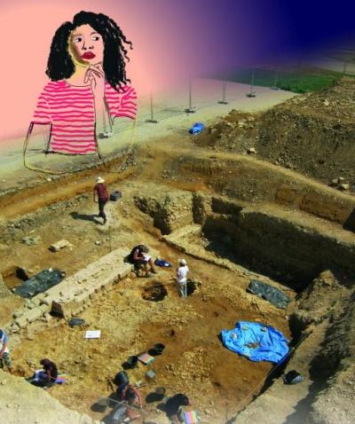 archeologiechateaucaen_museedenormandie